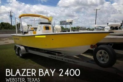 2016 Blazer Bay 2400