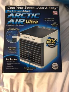 aARTIC AIR COOLER