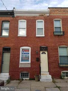 27 N Curley St BALTIMORE Two BR, WELCOME HOME to this beautiful