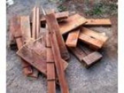 Small amount of Free Firewood