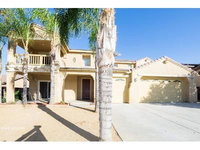 5 Bed 4 Bath Foreclosure Property in San Jacinto, CA 92582 - Sparrow Ln