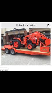 Need a tractor hauled