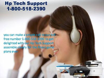 Hp Tech Support  1-800-518-2390 One stop courses of action at Reasonable cost