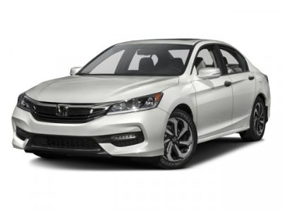 2016 Honda Accord EX-L (Lunar Silver Metallic)