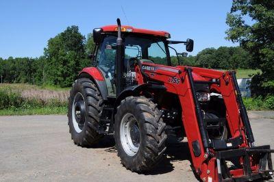 2011 Case IH Maxxum 125 Pro Tractor