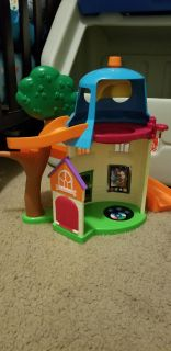 Puppy Dog Pals treehouse