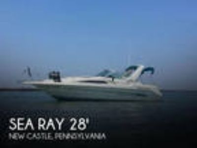 Sea Ray - Sundancer 290
