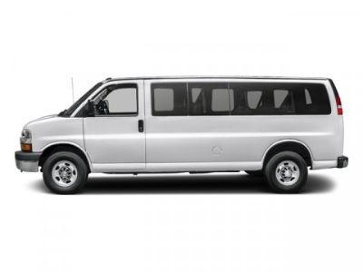 2017 Chevrolet Express Passenger LT (Summit White)