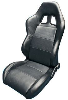 Simulated Leather Sport Seat