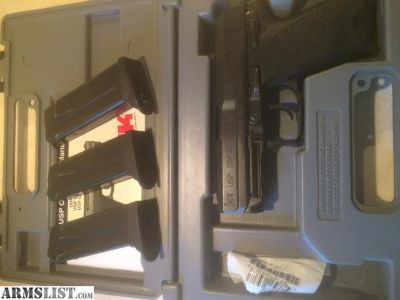 For Sale/Trade: H&K USP 45 compact