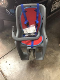 Bell Bike Seat - all hardware and instructions included