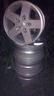 "JEEP 17"" Rims reduced price"