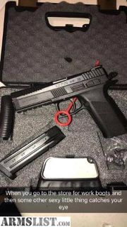 For Sale: CZ P09