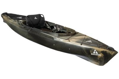 2016 Ascend FS12 Sit-In (Camo) Kayaks Gaylord, MI