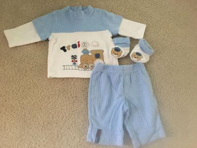 Adorable baby outfit