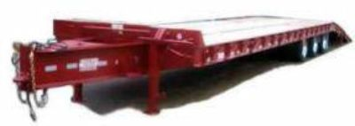 2018 Rolls Rite Trailers 30 Ton Flatbed Tag Along