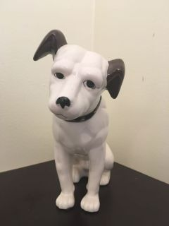 Nipper The RCA Dog Vintage 9 Figurine