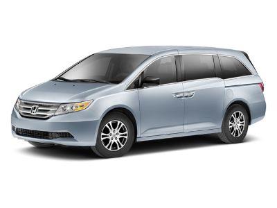 2013 Honda Odyssey EX (Burgundy)