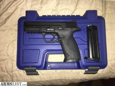 For Sale: Smith & Wesson M&P 9mm 17+1