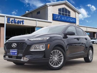 2018 Hyundai KONA SEL (Ultra Black)