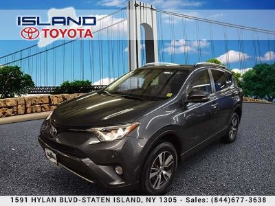 2016 Toyota RAV4 XLE (Magnetic Gray Metallic)