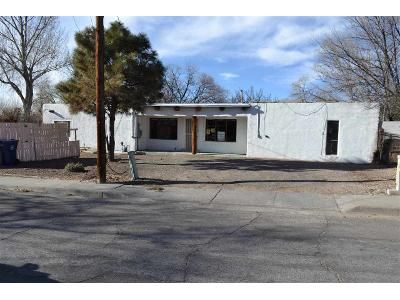 3 Bed 1 Bath Foreclosure Property in Santa Fe, NM 87501 - Huddleson St