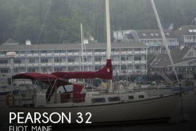 1981 Pearson 323