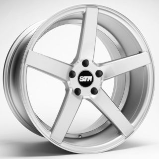 """Find 20"""" STR 607 CONCAVE SILVER CV3 RIMS INFINITI G37 G37S STAG Wheels 5x114 motorcycle in Escondido, California, US, for US $895.00"""