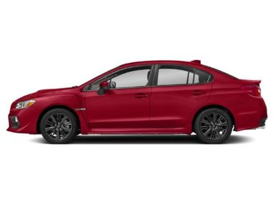 2019 Subaru Impreza WRX Base (Pure Red)