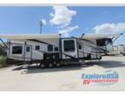 2019 Heartland RV Cyclone 4005