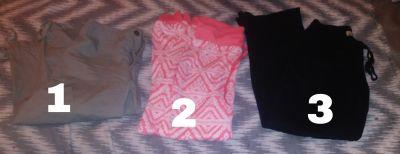 Pants & Capris 7 a piece