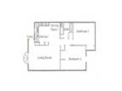 Sombra Apartment Homes - Two BR/One BA
