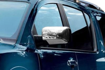 Sell SES Trims TI-MC-106F Nissan Armada Mirror Covers SUV Chrome Trim 2 Pcs 3M motorcycle in Bowie, Maryland, US, for US $66.00