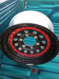 Red And Black Rim (205-65-15)