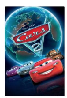 cars 2 and cars3