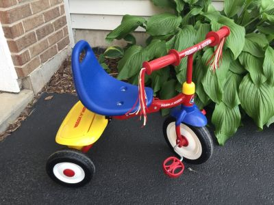 Radio Flyer Tricycle- Fold 2 go
