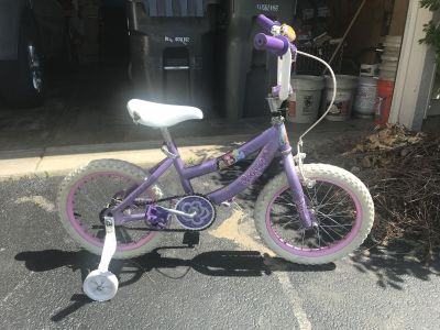 Girls bike - Small ideal for little kids just learning to ride