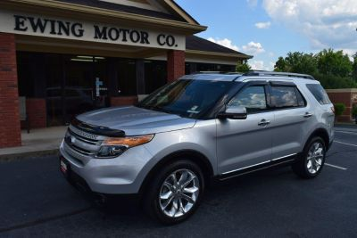 2015 Ford Explorer Limited (SIL)