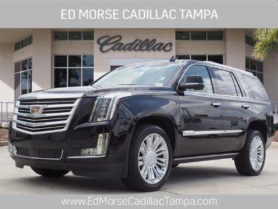 2016 Cadillac Escalade Platinum (Black Raven)