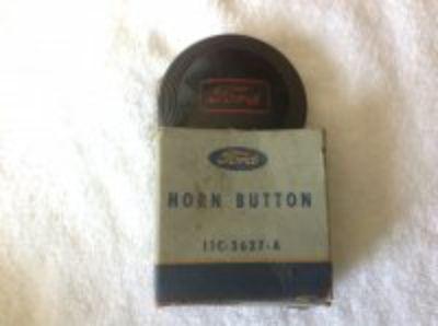 1940-1947 Ford Truck Horn Button NOS