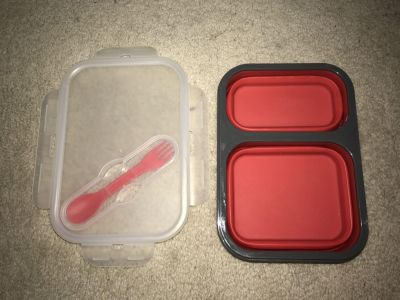 Collapsible Storage Container