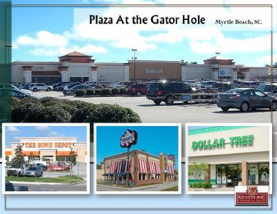 Gator Hole Plaza Unit #1-Retail Space For Lease-North Myrtle Beach-Keystone Commercial Realty