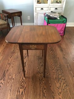 French style antique tables by Henkel Harris.