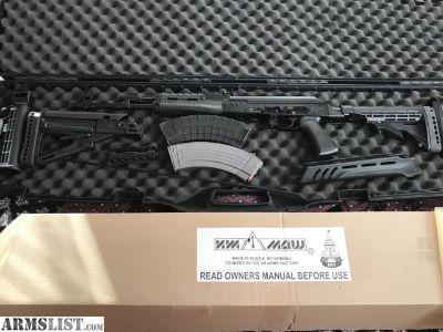 For Sale/Trade: Saiga AK47
