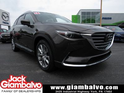 2016 Mazda CX-9 Grand Touring (Titanium Flash Mica)