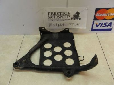 Sell 87-04 YAMAHA WARRIOR 350 YFM350 YFM LEFT HEEL GUARD FOOT PEG BOARD FLOOR SIDE motorcycle in Fort Myers, Florida, United States, for US $23.99