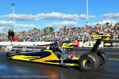 2017 AMERICAN RACE CARS DRAGSTER