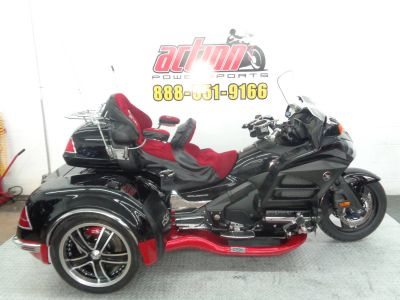 2014 Honda Goldwing Trike 3 Wheel Motorcycle Tulsa, OK