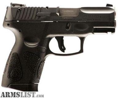 For Sale: Taurus Millennium PT111 G2 9mm Polymer Grip Sub Compact 9mm