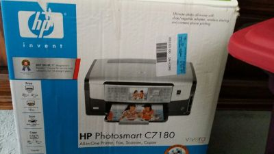 HP Printer PHOTOSMART C7180